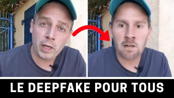 deepfake pour tous