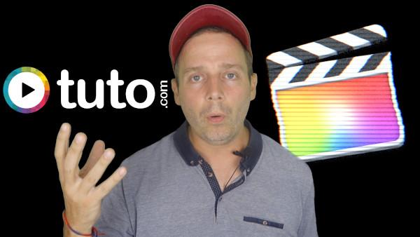 Final Cut Pro X Tuto