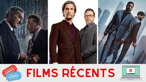 films en streaming récents