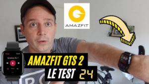 amazfit gts 2 test