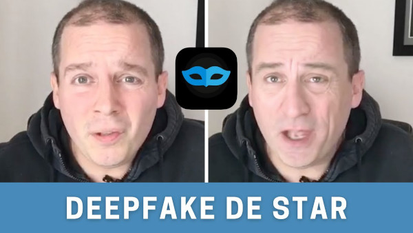 Deepfake de star